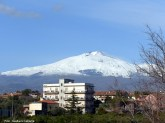 Etna, próximo a Taormina, Itália