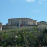 Fortaleza de San Léo, no Marche