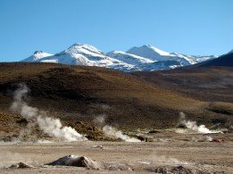 Gêiser no Atacama, Altiplano, Chile