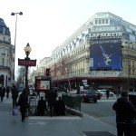 Galeries Lafayette nos Grands-Boulevards