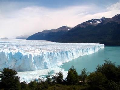 Argentina,Glaciar Perito Moreno - Foto Manual do Turista