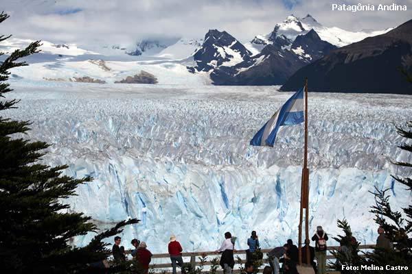 Glaciar Perito Moreno, Belvedere