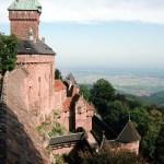 Haut Koenigsbourg, França