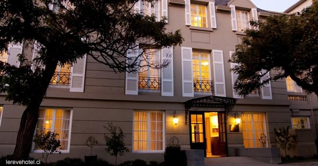 Hotel Le Reve, Santiago