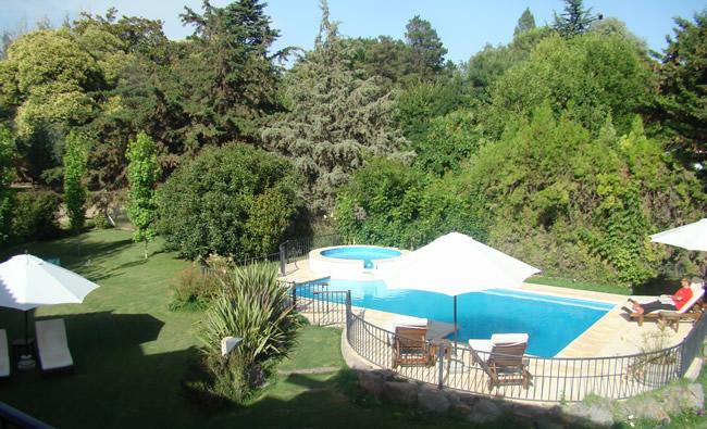 Hotel de charme próximo a Mendoza