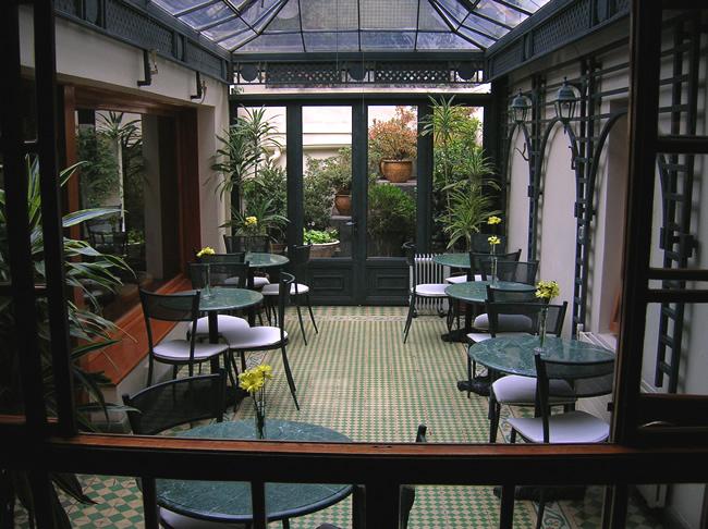 Hotel santiago Orly - Foto de Fábio Durleux Lopes - CCBY