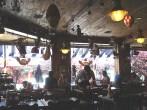 Interior de café em Bariloche