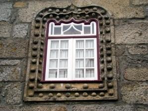Janela típica, Serra da Estrela, Portugal