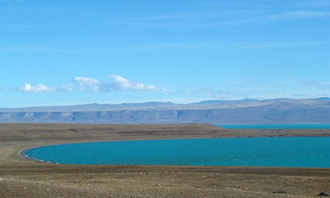 Lago Argentino, Patagônia