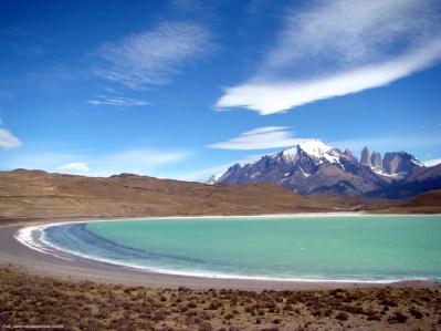 Laguna Amarga, Torres del Paine, Patagônia Chilena