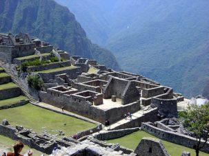 Machu Picchu, Peru, cidade inca só descoberta em 1911