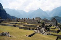 Machu Picchu, panorâmica