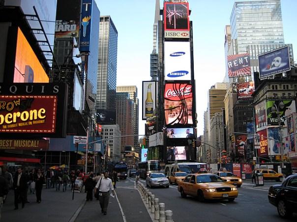 Manhattan, foto Barão
