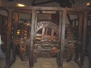 Maquinas na Casa de la Moeda, Potosí
