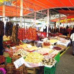 Mercado Fluvial, Valdívia, Chile