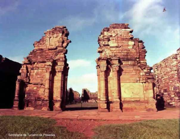 Missiones, Secret. Turismo de Pousadas
