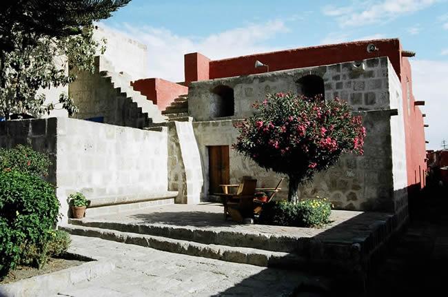 Mosteiro de Sta. Catalina, Arequipa