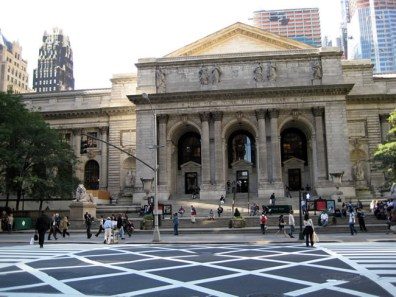 National Library, New York