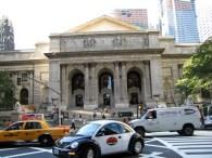New York Public Library, foto Barão