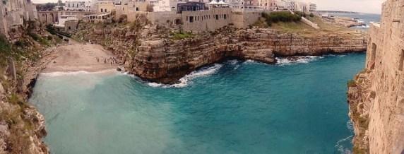 O encanto do litoral da Puglia