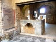 Cantina romana em Ostia Antica
