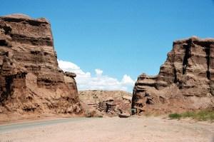 Argentina, Valles Calchaquies