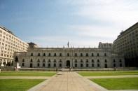 Palácio de la Moneda, Santiago, Chile