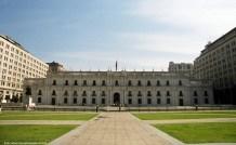 Palácio de La Moneda, Santiago