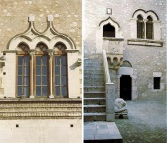 Palazzo Corvaja em Taormina