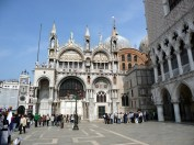 Piazza San Marco, em Veneza, na Itália
