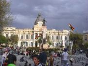 Plaza Murillo, La Paz, Bolívia
