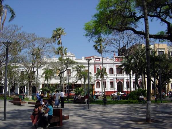 Plaza de Armas, Sucre