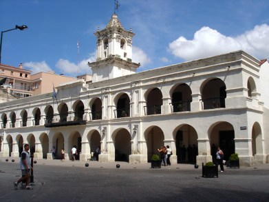 Plaza de Armas de Salta, Argentina