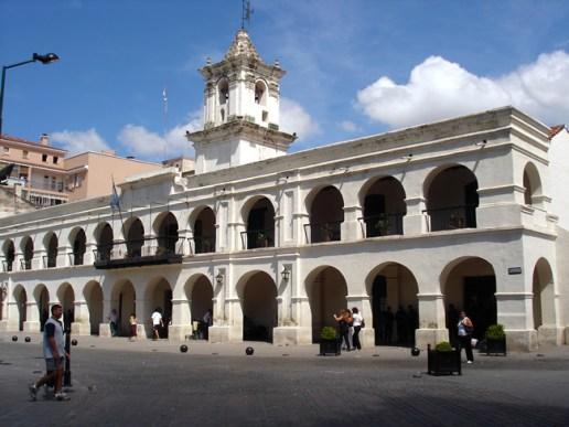 Plaza de Armas de Salta, na Argentina