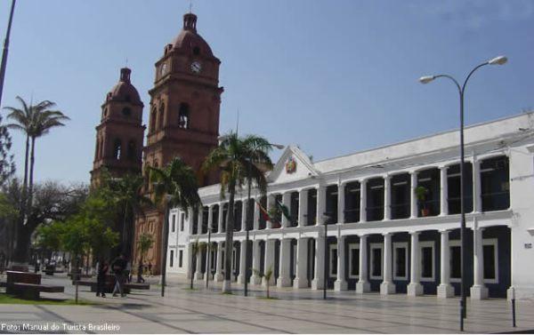 Plaza de Armas, Santa Cruz de la Sierra