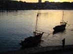 Por do sol no Rio Douro, Portugal