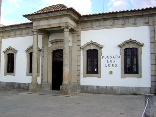 Pousada dos Loios, Évora, Portugal