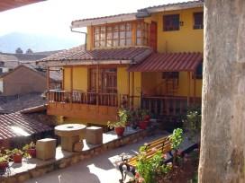 Pousada na cidade de Cusco, Peru
