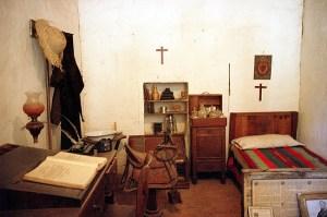 Quarto em mosteiro em Sucre, Bolívia