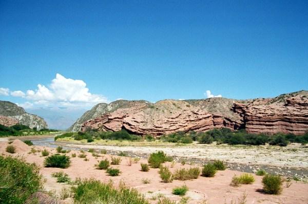 Quebrada de Cafayate, Noroeste da Argentina