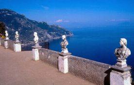 Ravello, na Costa Amalfitana