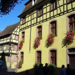 Riquewihr, Alsácia, França