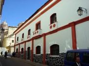 Rua em Potosí
