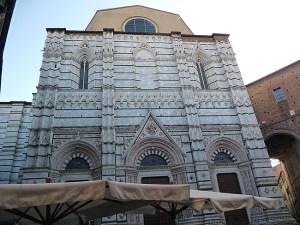 Duomo de Siena, na Toscana,Itália