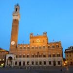 Torre de Siena, Toscana, Itália