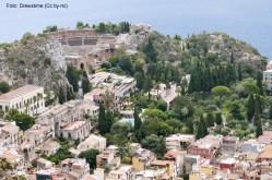 Teatro Grego-Romano em Taormina