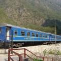 Trem no Peru