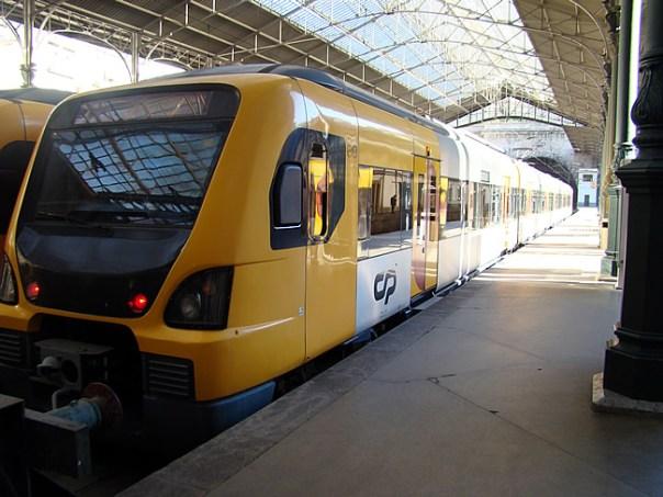 Trens em Portugal