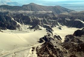 Vale da Morte, Deserto do Atacama