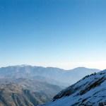 Valle Nevado, perto de Santiago de Chile